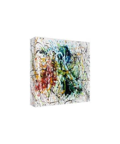 Akustisches Bild 50×50 cm mit eigenen Grafiken