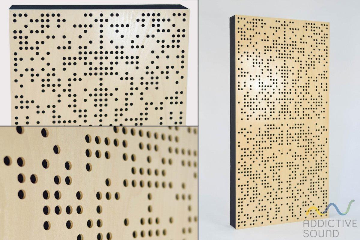 Diffuseur Binaire WOOD 120 × 60 11 cm