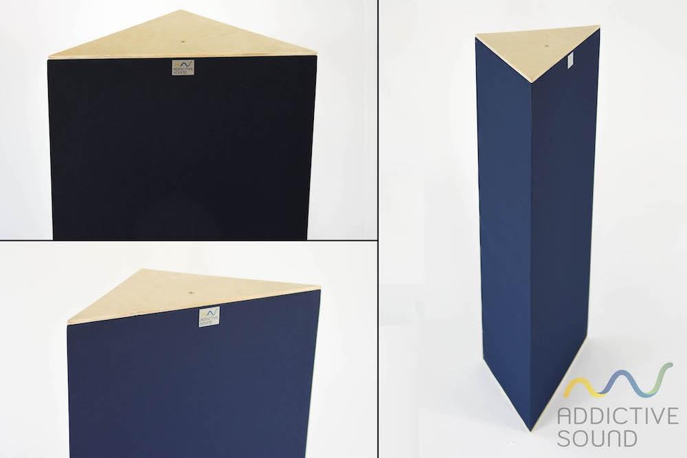 Bass Trap Triangle Standard 1M