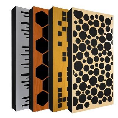 Hybrid Acoustic Panels