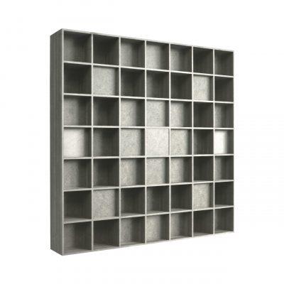 Difusor acústico 2D QRD Tiles