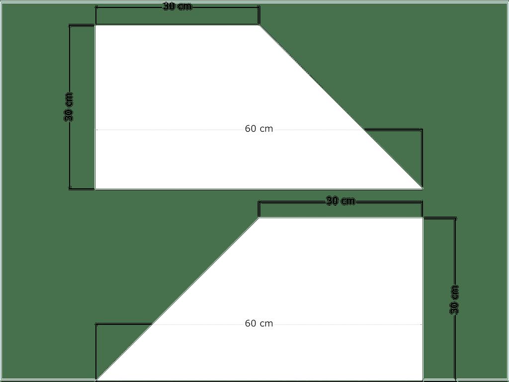 Foamly Trapezium